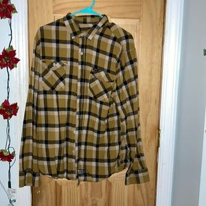 A extra Large flannel